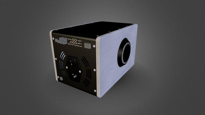 esrf 3 3D Model