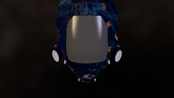 BM0108 3D Model