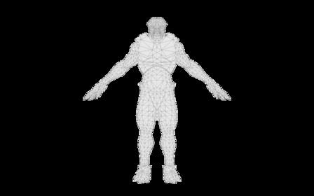 Légionnaire 3D Model