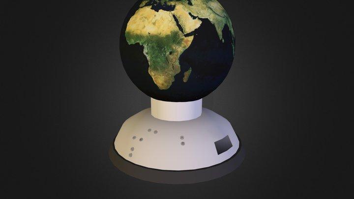 Geosphere by KMJY 3D Model