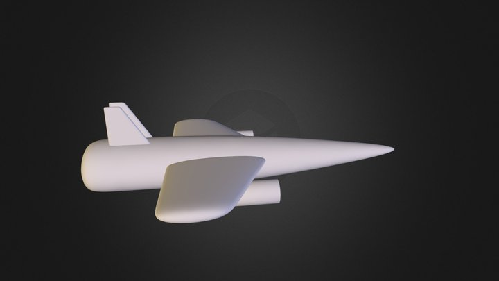 my_jet.obj 3D Model