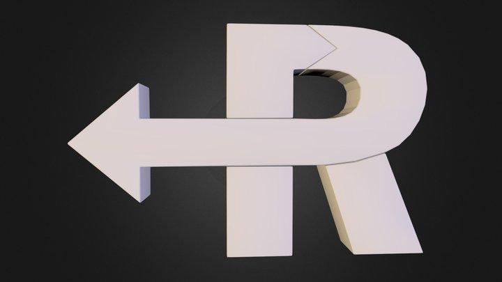 R_both.obj 3D Model