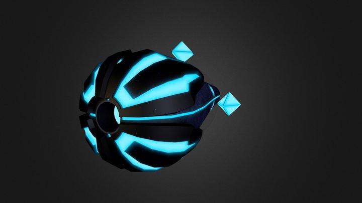 Stream 3D Model