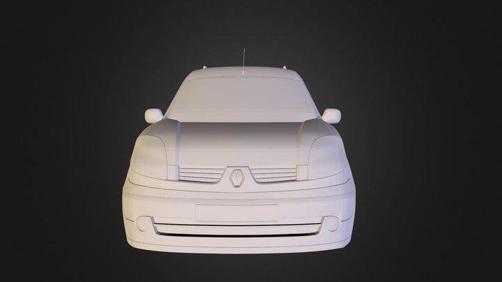 kangoo.lwo 3D Model