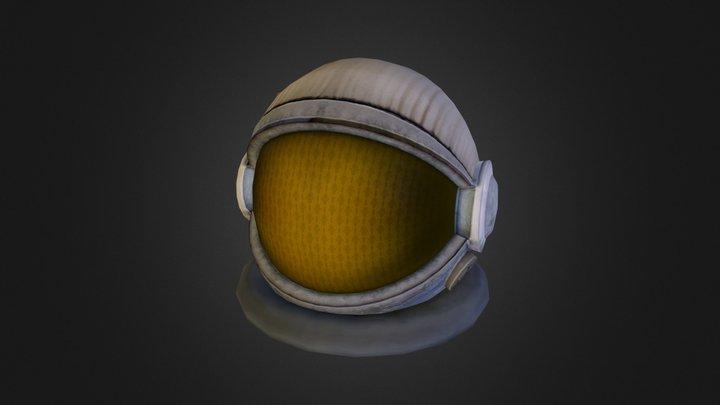 BL2_helmet 3D Model