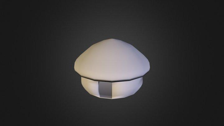 MushHouse.blend 3D Model