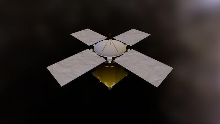 NEAR Satellite 3D Model