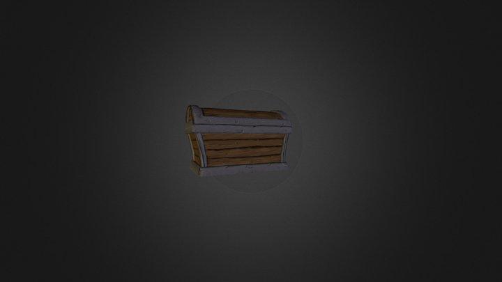 ChestDone.obj 3D Model