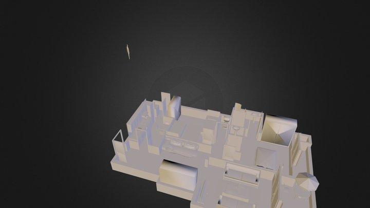 app emire seul 1 3D Model