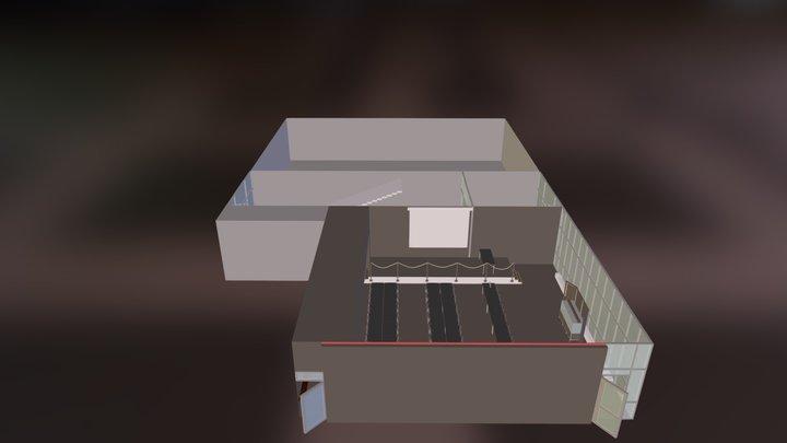 LAN.zip 3D Model