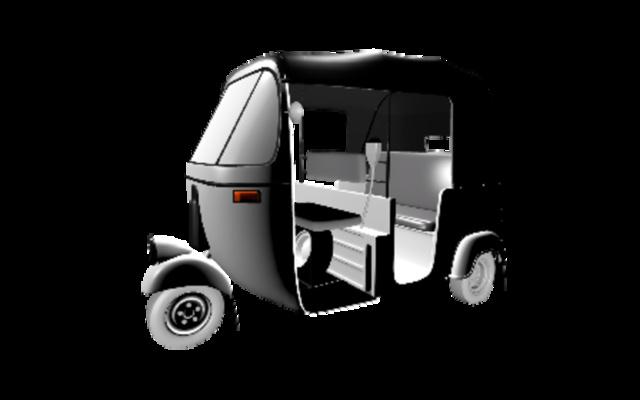 auto_03 3D Model