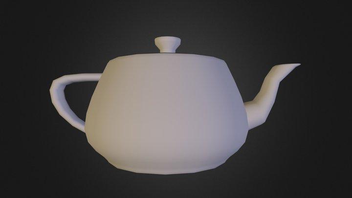 teapot.zip 3D Model