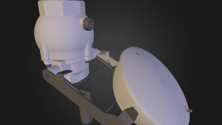 DN80_obj_mtl.zip 3D Model