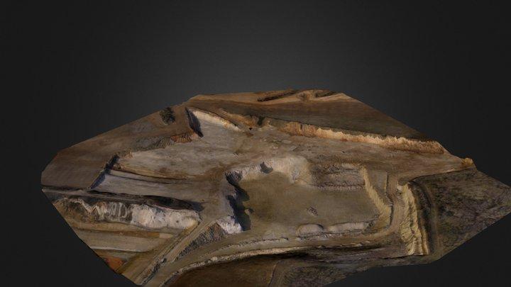 Flyterra - Quarry FR32 3D Model