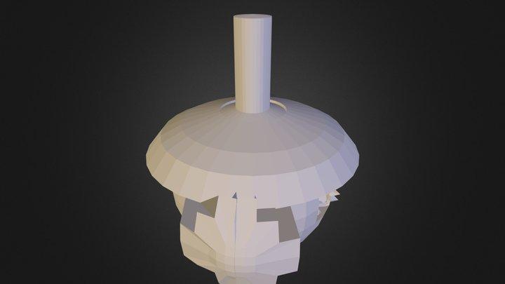 destroyer_ship_under_construction.blend 3D Model