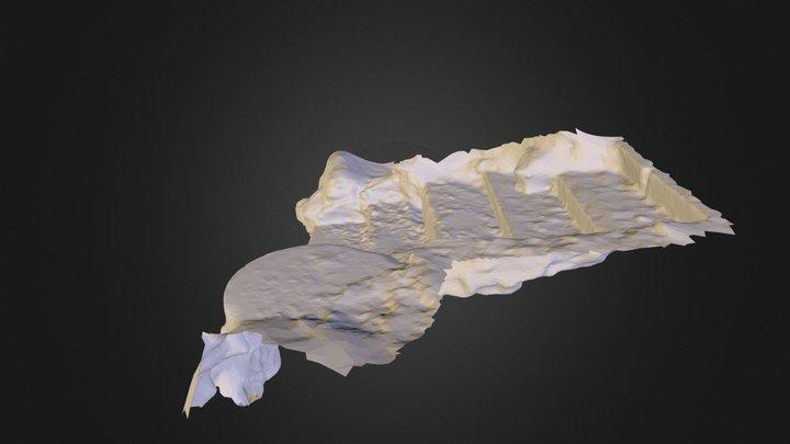 steps 3D Model