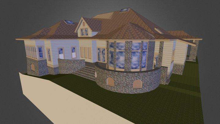 Whittington Residence 3D Model