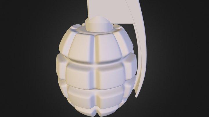 Granada.dae 3D Model