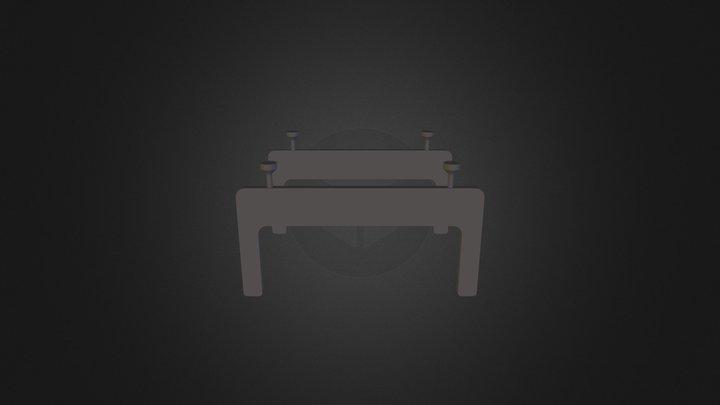 Table N170412 3D Model