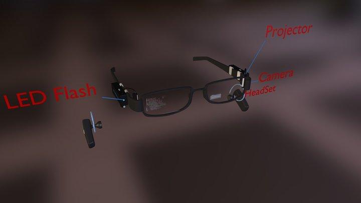 AR Addons 3D Model