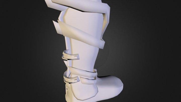 BOOT.obj 3D Model