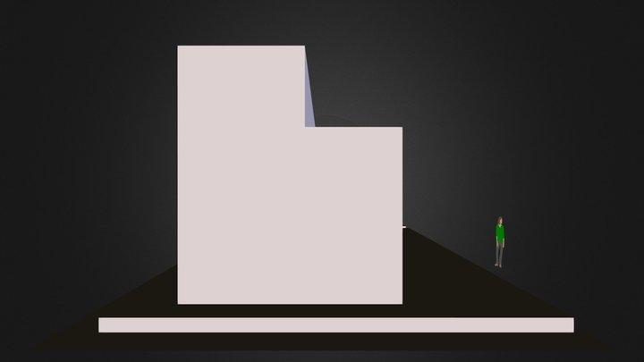 Casa_.3ds 3D Model