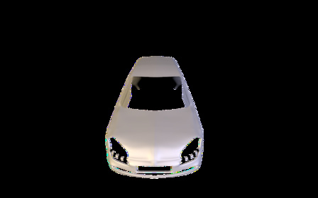 Volkswagen Golf 3 3D Model