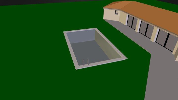 esquisse3.3ds 3D Model