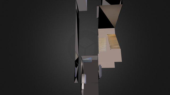 office obj 2012 Q.zip 3D Model