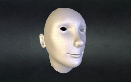 head_final.OBJ 3D Model