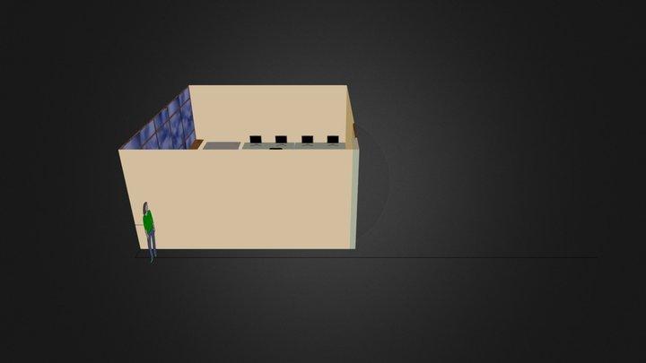 GTS- Raum 3D Model