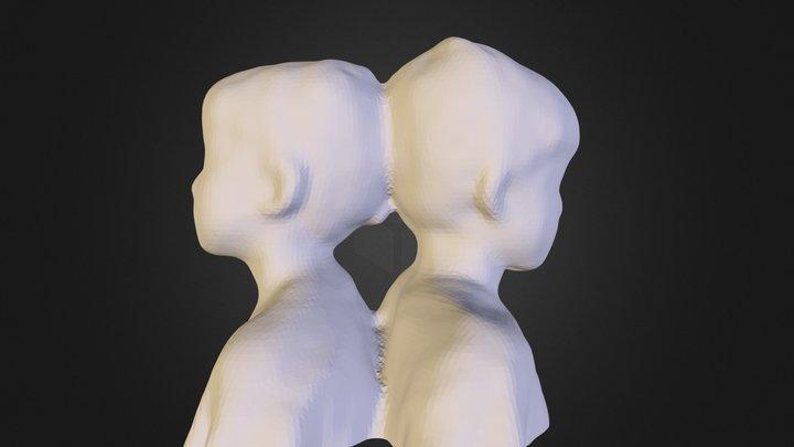 lucas and austin kinney 3D Model