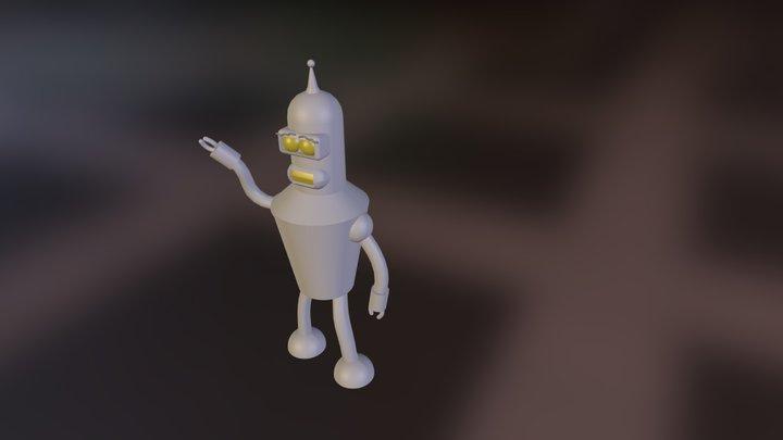 benderfbx.fbx 3D Model