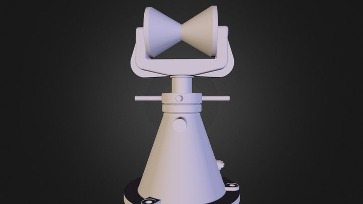 Stock Support 3D Model