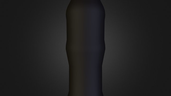 botella.obj 3D Model