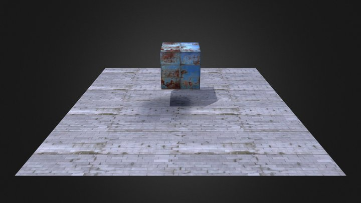 box9 3D Model