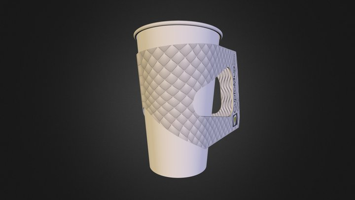 CupToMug_Medio_Generic 3D Model