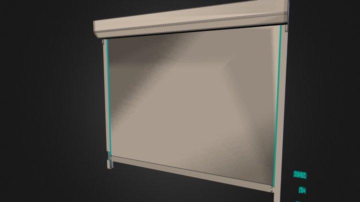 Tundra Zip Blackout 3D Model