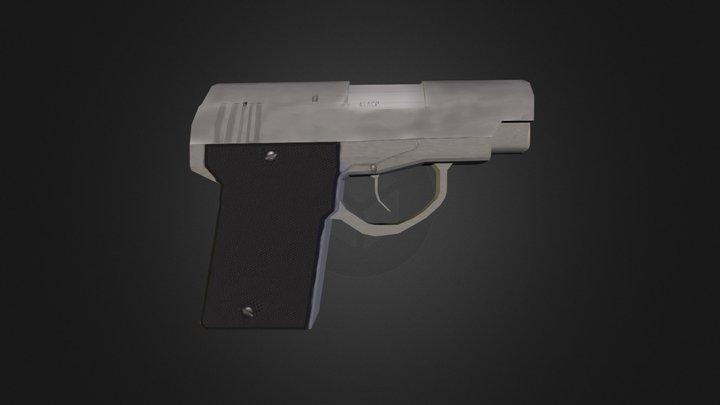 AMT 45 Pro Backup 3D Model