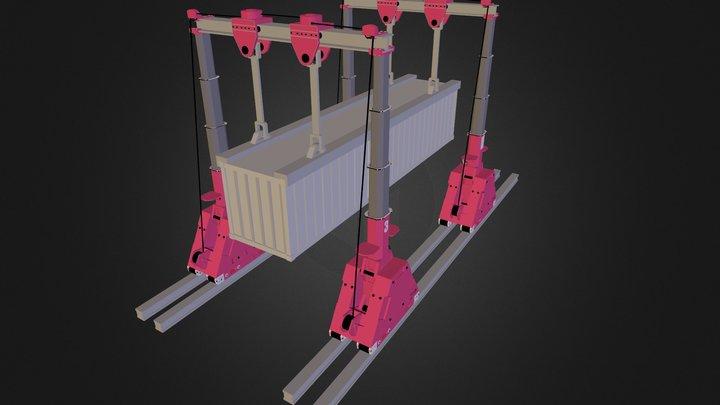 super lifter 3D Model