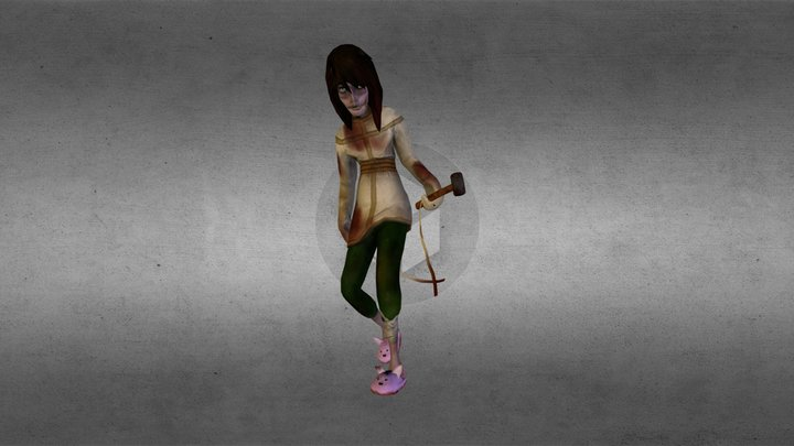 Resident 219 3D Model