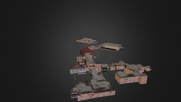 TALIESIN WEST.zip 3D Model
