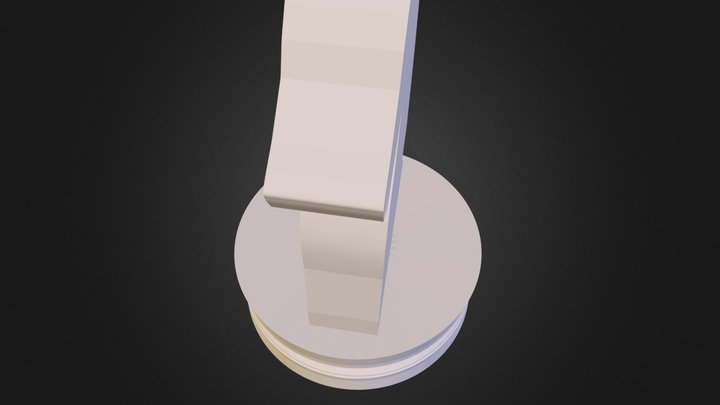 Cavalier.3DS 3D Model