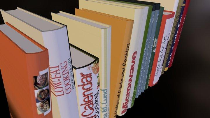 Booktest.zip 3D Model