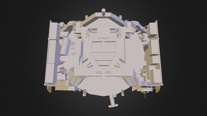 AMS2.lwo 3D Model