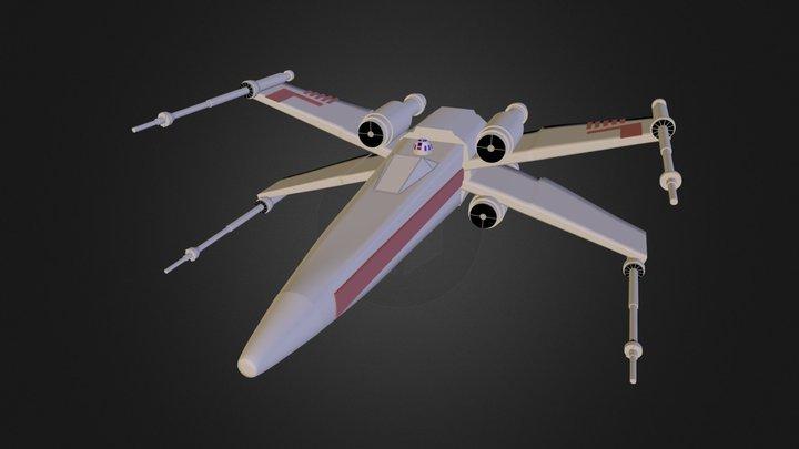 A16: Creating 3D Models from Blue-Prints 3D Model