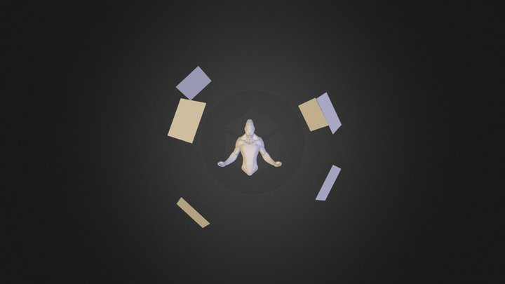 cycles 3D Model