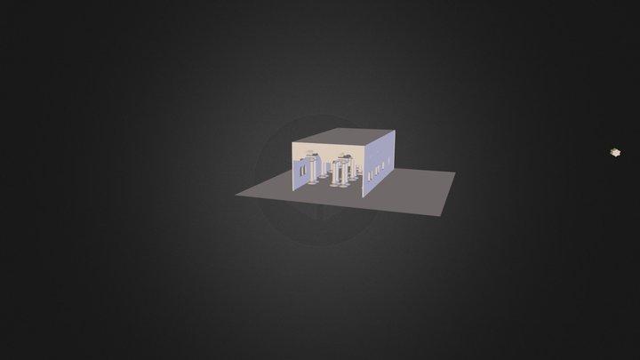 casa222222.obj 3D Model
