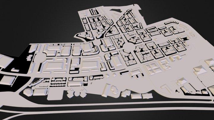 Newest_Novemeber_no_trees_v1.obj 3D Model