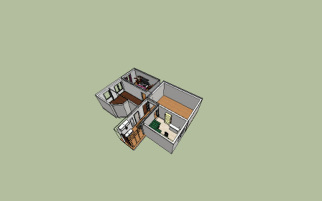 Appartment Test 3D Model
